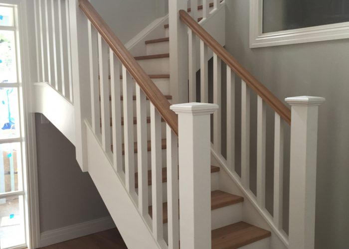Traditional Timber Staircase | The Stair Factory